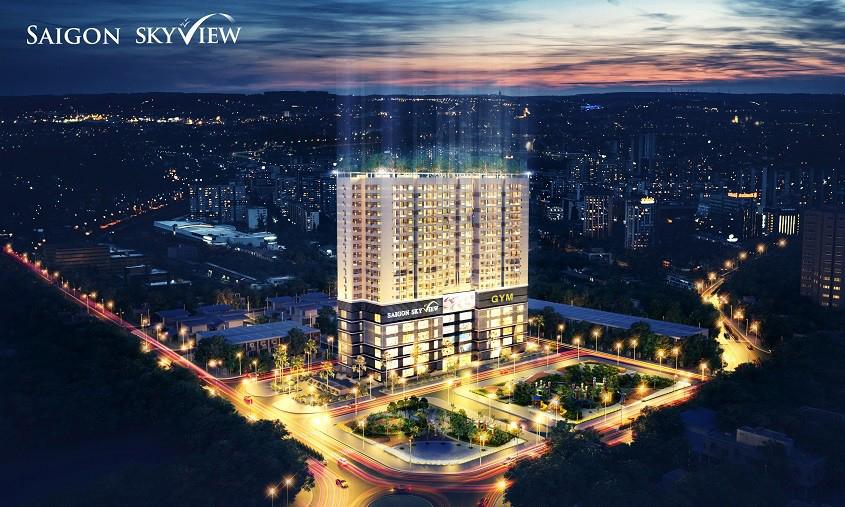 Chuyển nhượng căn hộ sài gòn Sky View